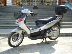 Yamaha 115C (2002)