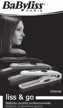 BaByliss BPB004E Mini Straight and Co