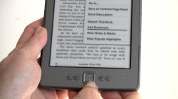 Amazon Kindle (4th gen)