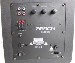 Argon SUB640