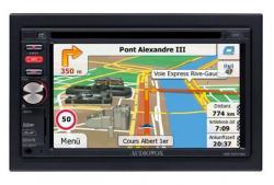Audiovox VME 9520 Car