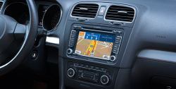 Audiovox VMO 5020 V Car