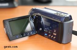 JVC GZ-HD300AE