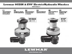 Lewmar B2303 Evo