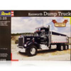 Revell set 80-7406s Kenworth Dump